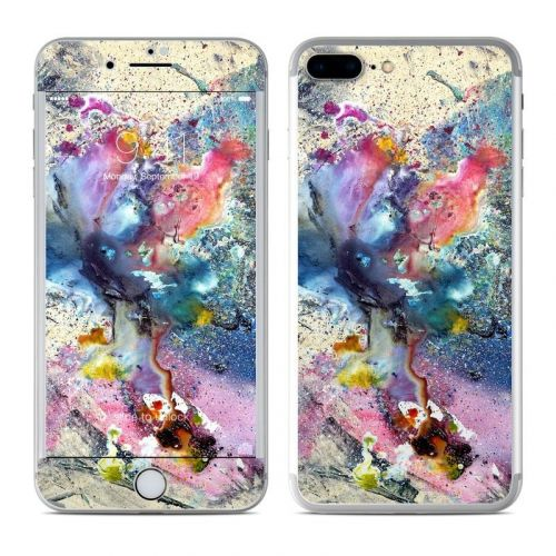 Cosmic Flower iPhone 8 Plus Skin