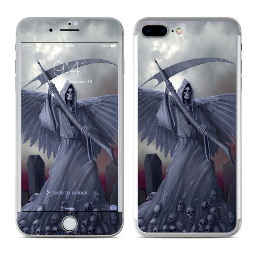 Death on Hold iPhone 8 Plus Skin