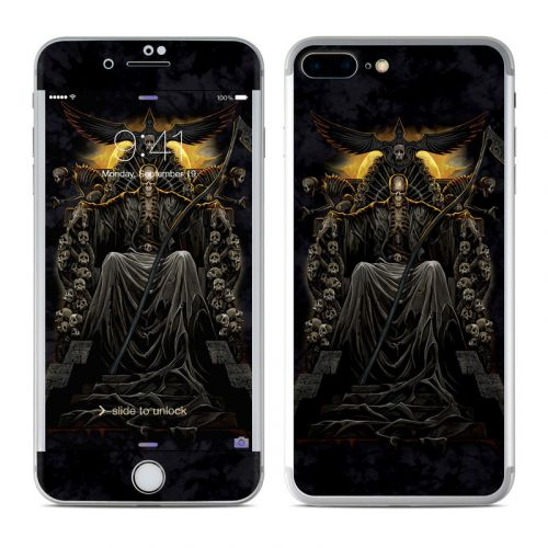Death Throne iPhone 8 Plus Skin