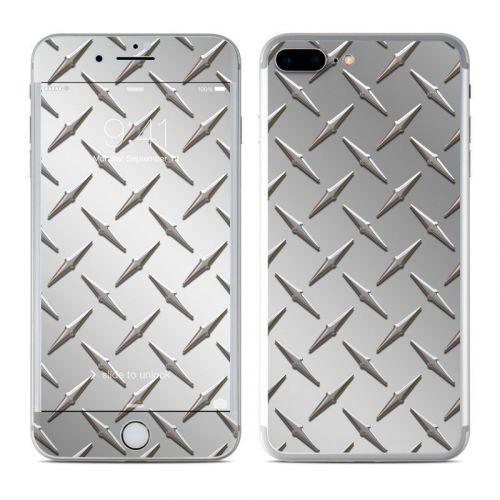 Diamond Plate iPhone 8 Plus Skin