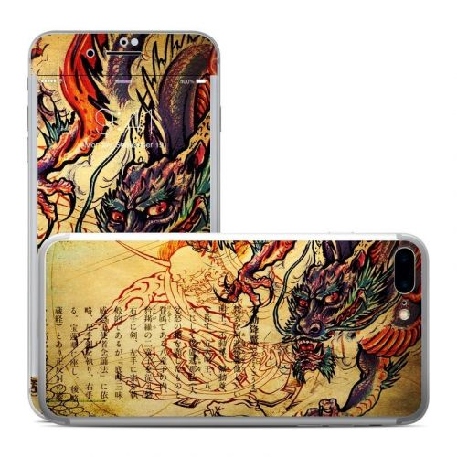 Dragon Legend iPhone 8 Plus Skin