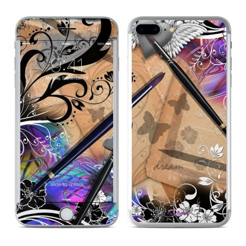 Dream Flowers iPhone 8 Plus Skin