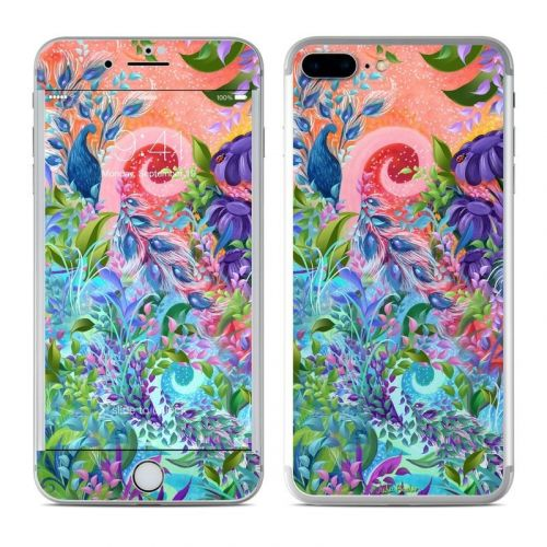 Fantasy Garden iPhone 8 Plus Skin