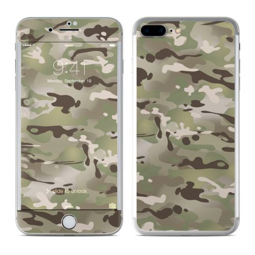 FC Camo iPhone 8 Plus Skin