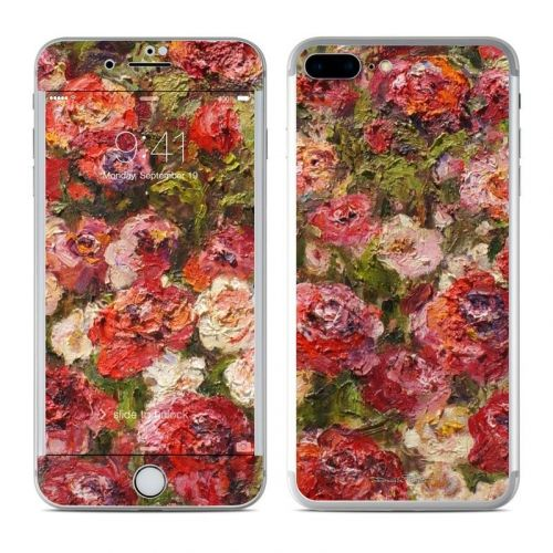 Fleurs Sauvages iPhone 8 Plus Skin