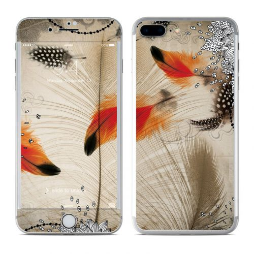 Feather Dance iPhone 8 Plus Skin