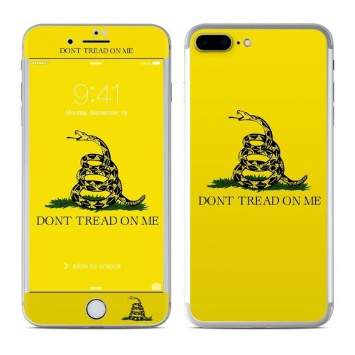 Gadsden Flag iPhone 8 Plus Skin