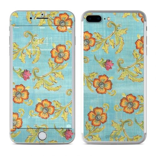 Garden Jewel iPhone 8 Plus Skin