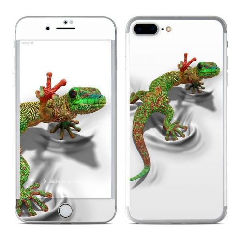Gecko iPhone 8 Plus Skin