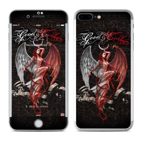 Good and Evil iPhone 8 Plus Skin