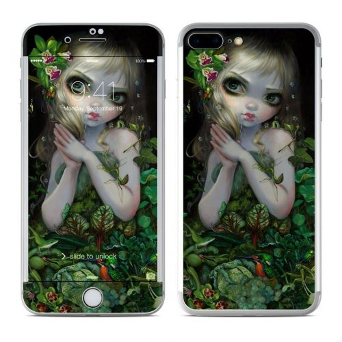 Green Goddess iPhone 8 Plus Skin