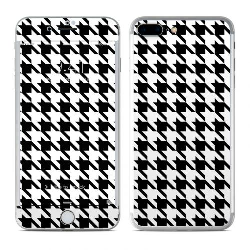 Houndstooth iPhone 8 Plus Skin