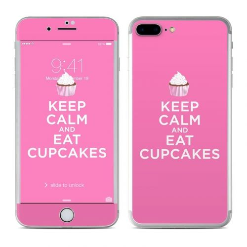Cupcakes iPhone 8 Plus Skin