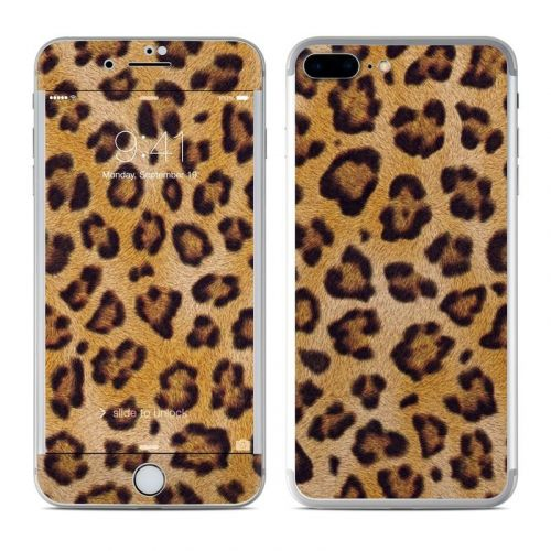 Leopard Spots iPhone 8 Plus Skin