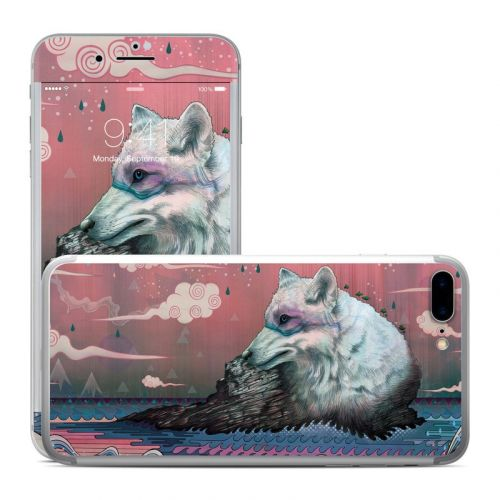 Lone Wolf iPhone 8 Plus Skin