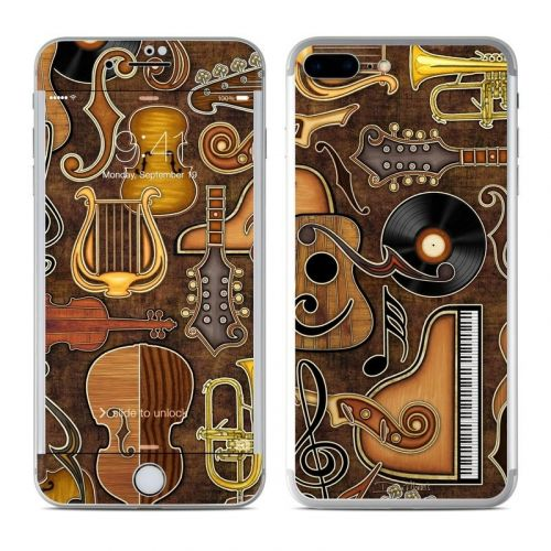 Music Elements iPhone 8 Plus Skin