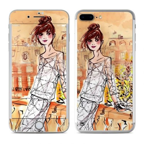 Mimosa Girl iPhone 8 Plus Skin