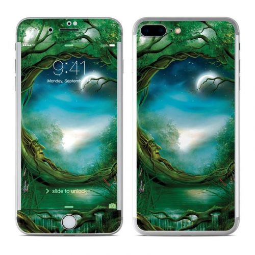 Moon Tree iPhone 8 Plus Skin