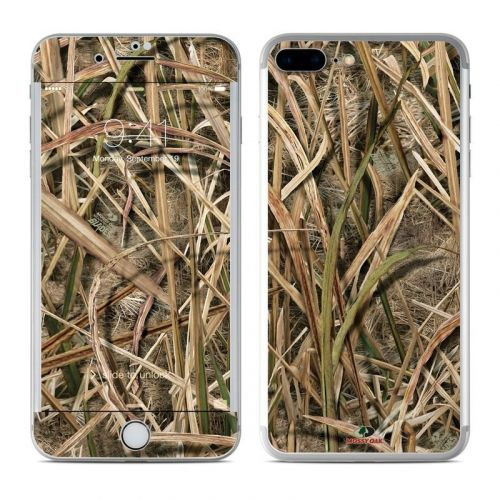 Shadow Grass Blades iPhone 8 Plus Skin