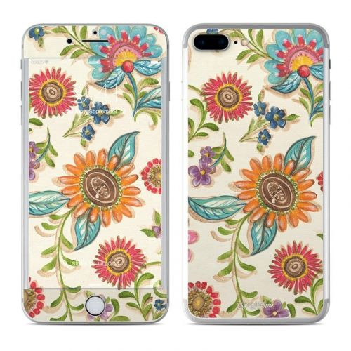 Olivia's Garden iPhone 8 Plus Skin