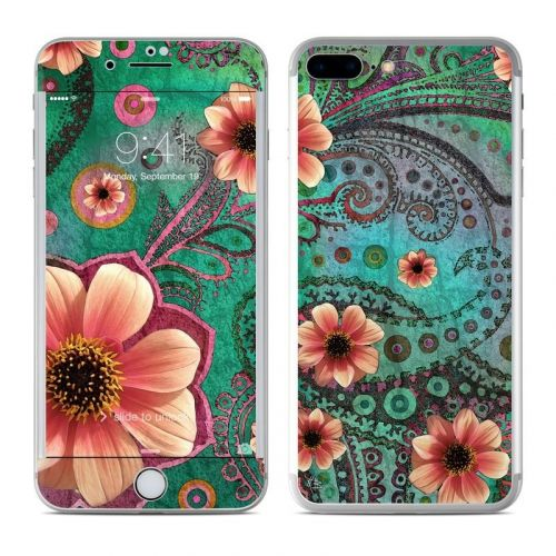 Paisley Paradise iPhone 8 Plus Skin