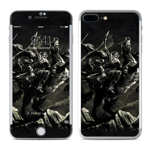 Pale Horse iPhone 8 Plus Skin
