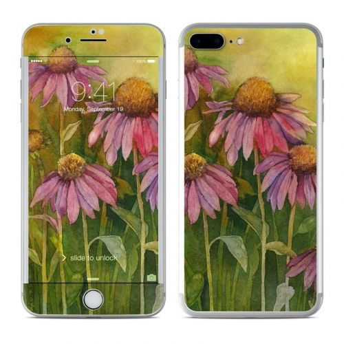 Prairie Coneflower iPhone 8 Plus Skin