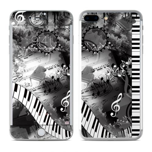 Piano Pizazz iPhone 8 Plus Skin