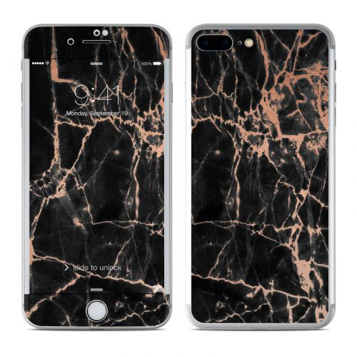 Rose Quartz Marble iPhone 8 Plus Skin