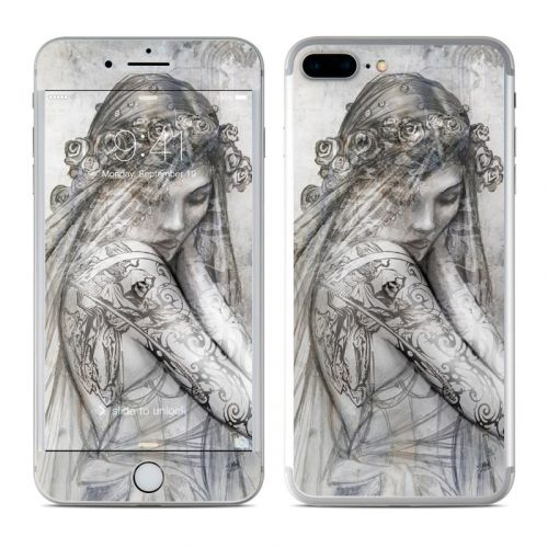 Scythe Bride iPhone 8 Plus Skin
