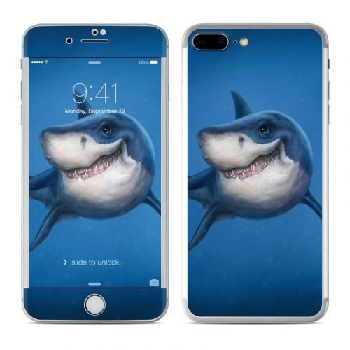 Shark Totem iPhone 8 Plus Skin