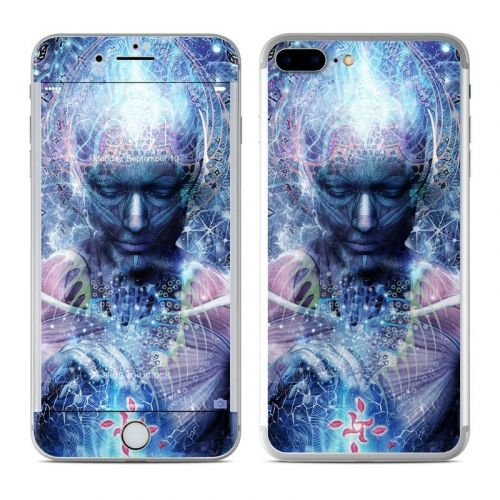 Silence Seeker iPhone 8 Plus Skin