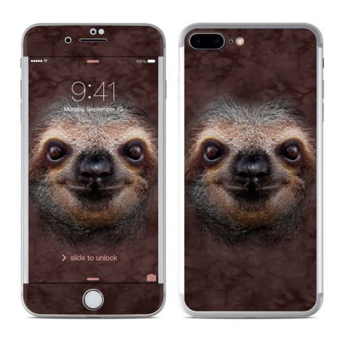 Sloth iPhone 8 Plus Skin