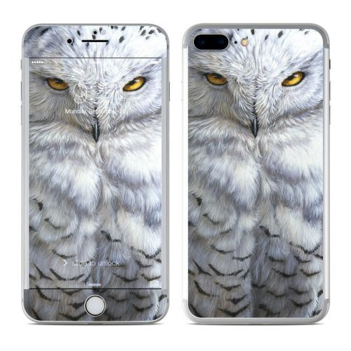 Snowy Owl iPhone 8 Plus Skin