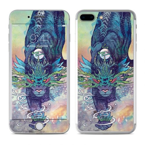 Spectral Cat iPhone 8 Plus Skin