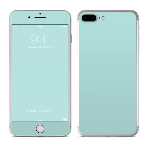 Solid State Mint iPhone 8 Plus Skin