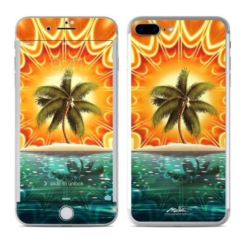 Sundala Tropic iPhone 8 Plus Skin