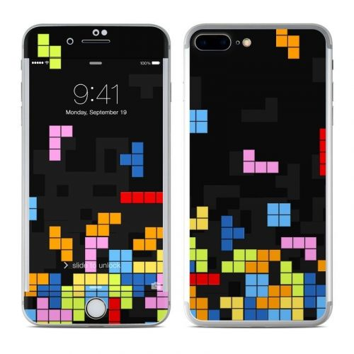 Tetrads iPhone 8 Plus Skin