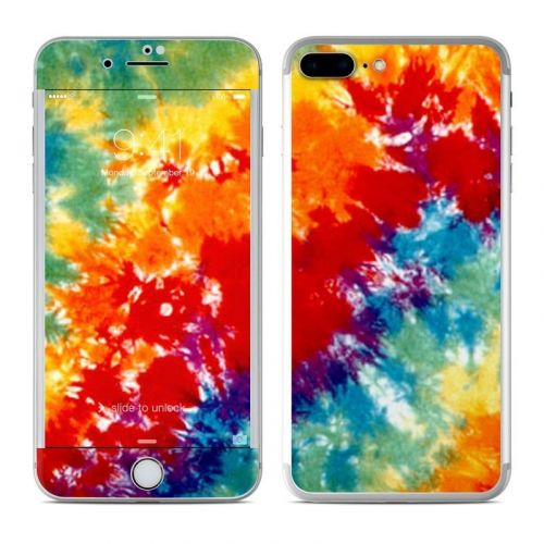 Tie Dyed iPhone 8 Plus Skin