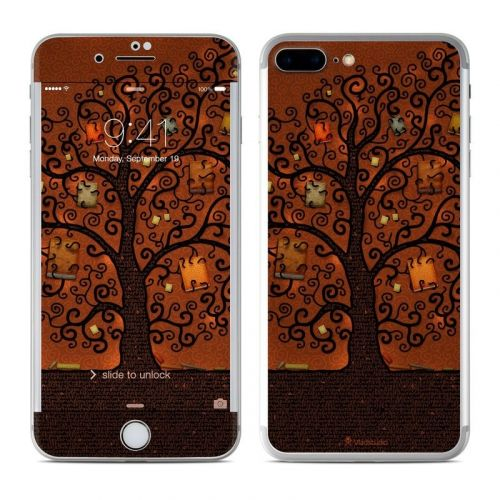 Tree Of Books iPhone 8 Plus Skin