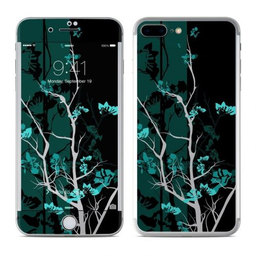 Aqua Tranquility iPhone 8 Plus Skin