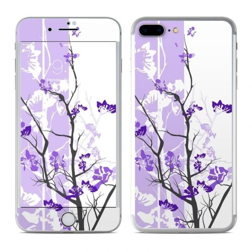 Violet Tranquility iPhone 8 Plus Skin