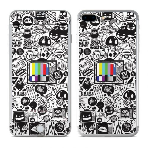 TV Kills Everything iPhone 8 Plus Skin