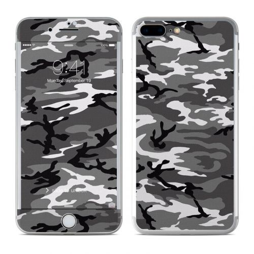 Urban Camo iPhone 8 Plus Skin