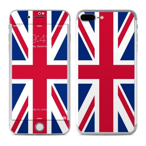 Union Jack iPhone 8 Plus Skin