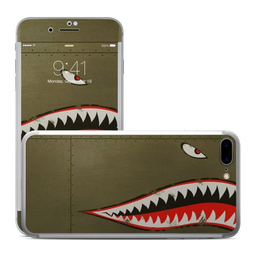 USAF Shark iPhone 8 Plus Skin
