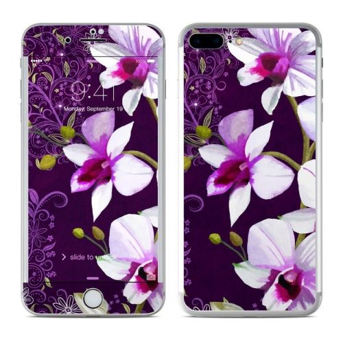 Violet Worlds iPhone 8 Plus Skin