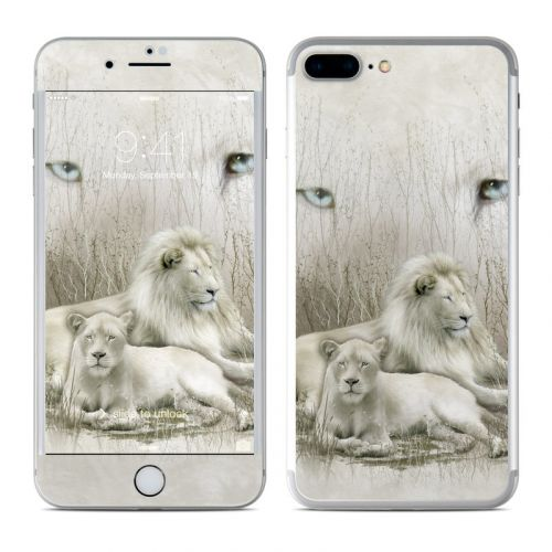 White Lion iPhone 8 Plus Skin