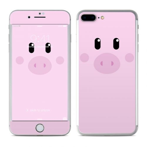 Wiggles the Pig iPhone 8 Plus Skin