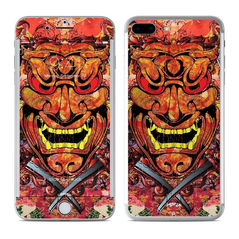 Asian Crest iPhone 8 Plus Skin
